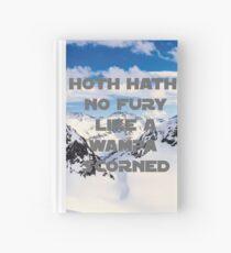 HOTH HATH NO FURY LIKE A WAMPA SCORNED Hardcover Journal