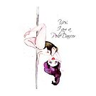 Pole Dancer by balgrittella