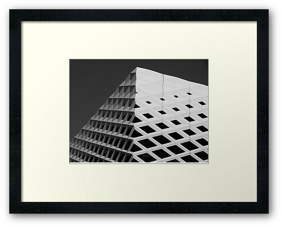 BnW Architecture by JaneIzzyPhoto