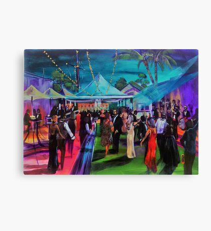 The Mayors Charity Ball - Bowen Canvas Print