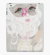 Mysterious Lady iPad Case/Skin