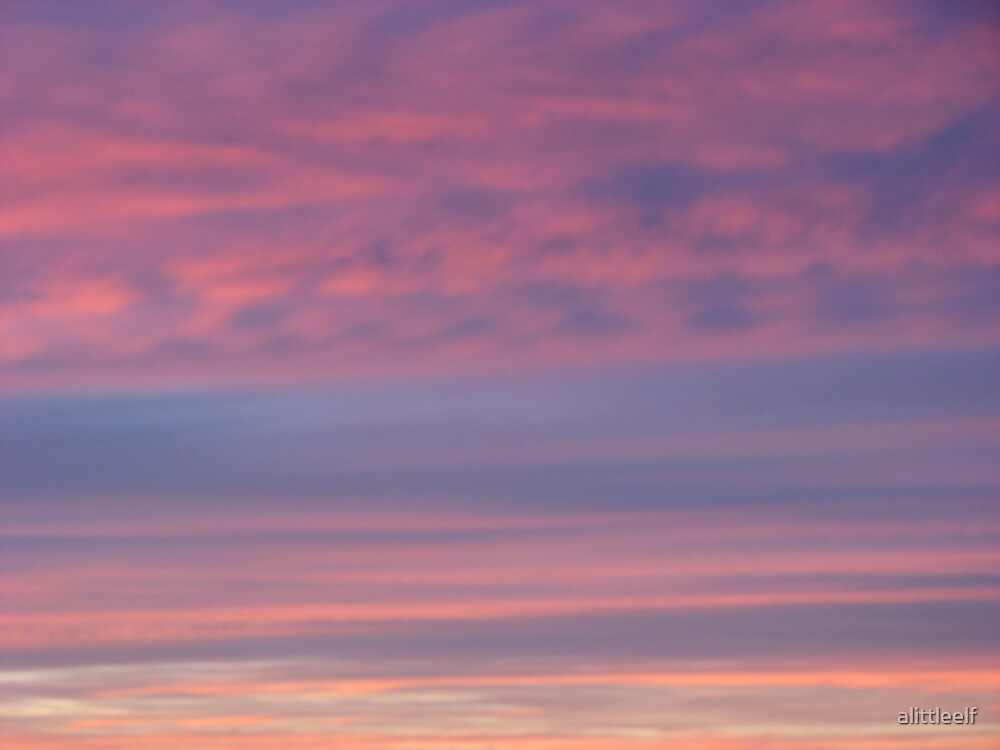 Sky Colours 1 by alittleelf