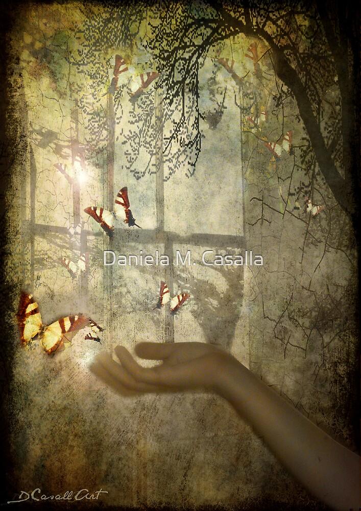Esperanzas, a volar... by Daniela M. Casalla