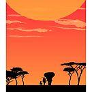 An African Fairytale by catherine barnhoorn