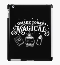 Make Today Magical  iPad Case/Skin