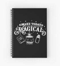 Make Today Magical  Spiral Notebook