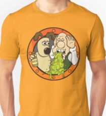Wallace and Vomit T-Shirt