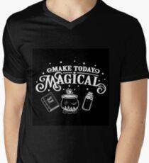 Make Today Magical  V-Neck T-Shirt