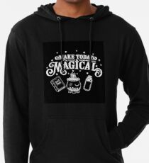 Make Today Magical  Lightweight Hoodie