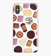 I love Biscuits! iPhone Case/Skin
