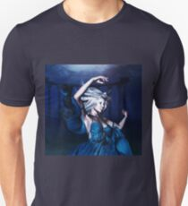 Woman under water 2 T-Shirt