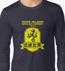 Camiseta de manga larga Torneo Bruce Lee - Hans Martial Arts