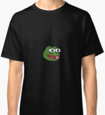 Original Pepe The Frog Face Classic T-Shirt