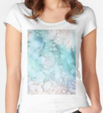 Soap & Bubbles Women's Fitted Scoop T-Shirt