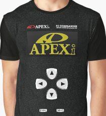 Apexi POWER FC Graphic T-Shirt
