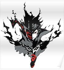 『PERSONA 5』 Joker Poster