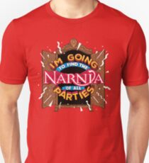 I'm going to find the Narnia of all parties T-Shirt