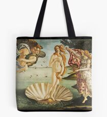 VENUS, The Birth of Venus, 1486, Sandro Botticelli Tote Bag