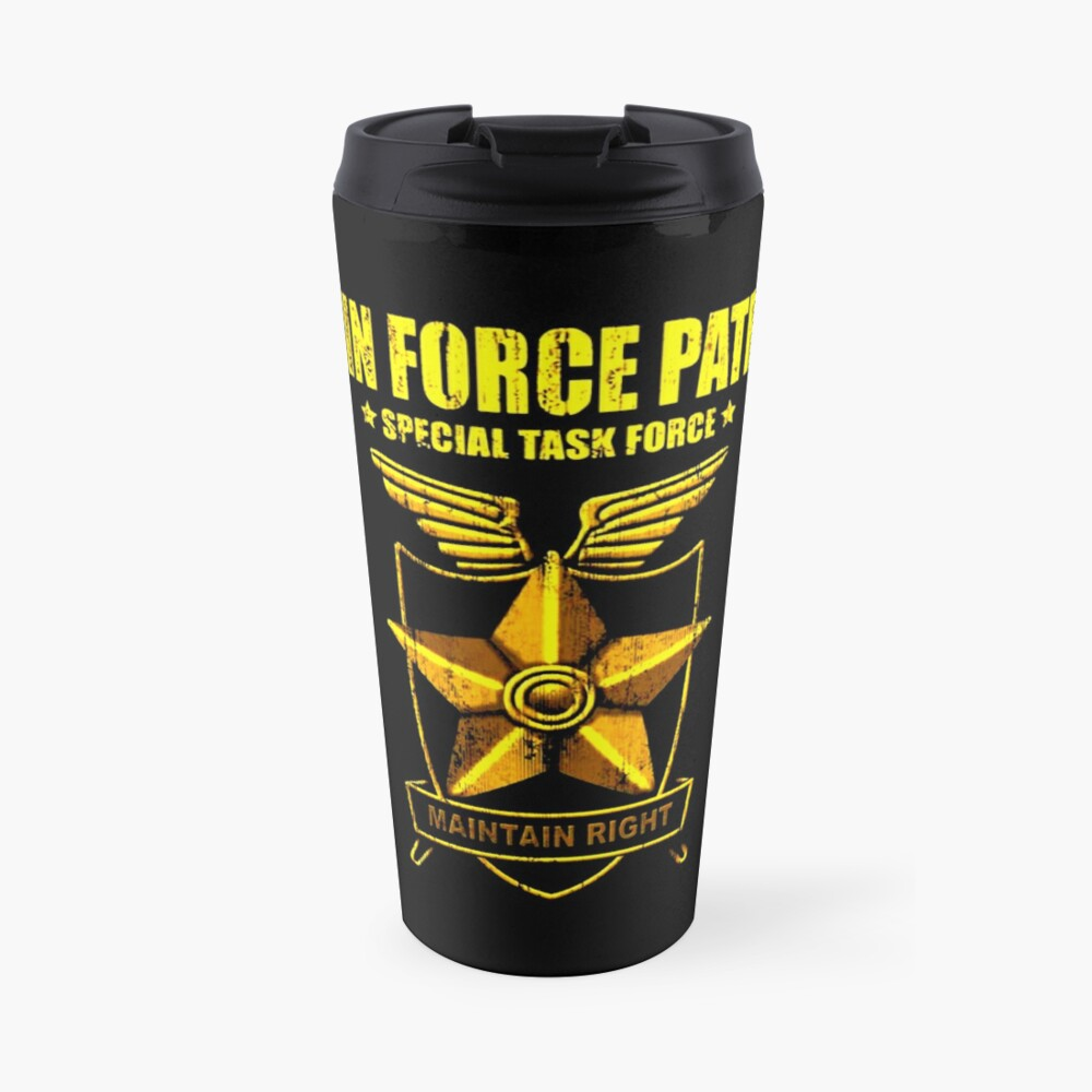 Mad Max - Main Force Patrol Travel Mug