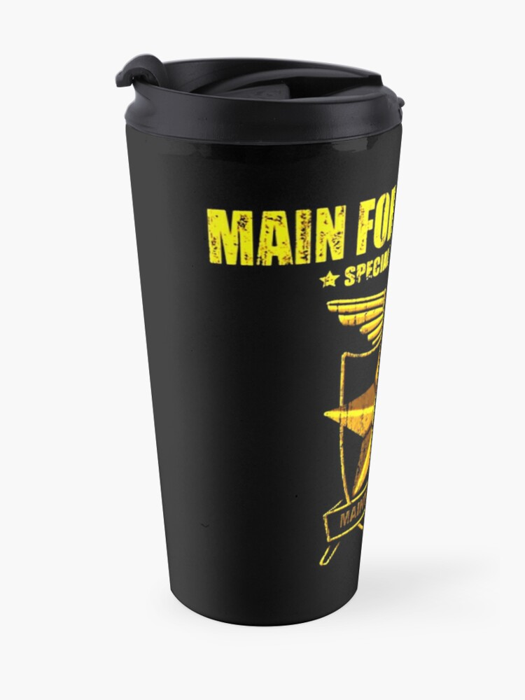 Alternate view of Mad Max - Main Force Patrol Travel Mug