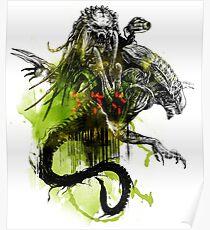 AVP : Fury Poster