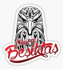 Come To Besiktas Sticker