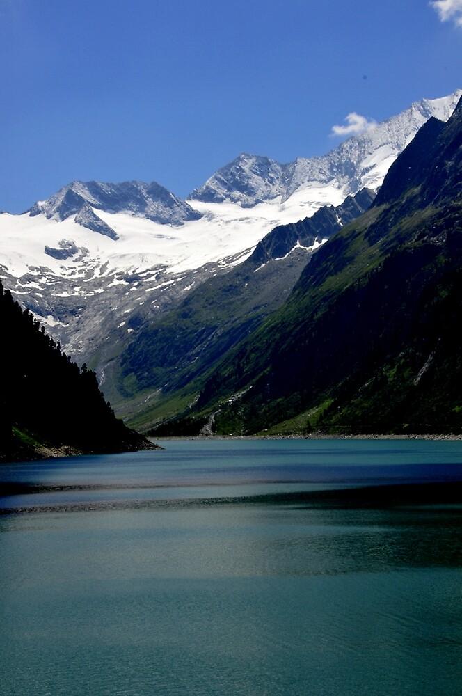 """In the """"Zillertaler Alpen"""" by bertspix"""