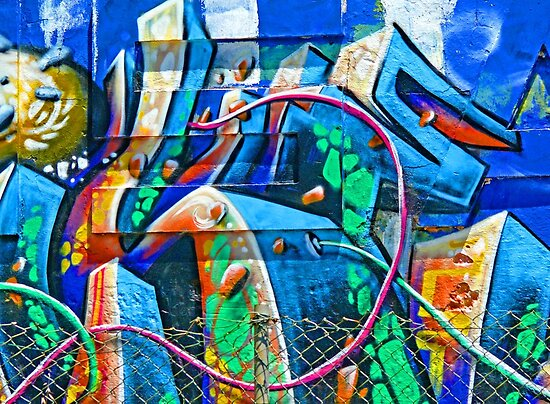 URBAN ART 1 by terezadelpilar ~ art & architecture