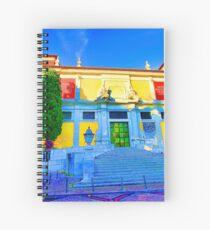 Museu Nacional de Arte Antiga . Lisbon Spiral Notebook