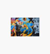 Graffiti model Art Board