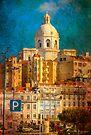 old lisbon. by terezadelpilar ~ art & architecture