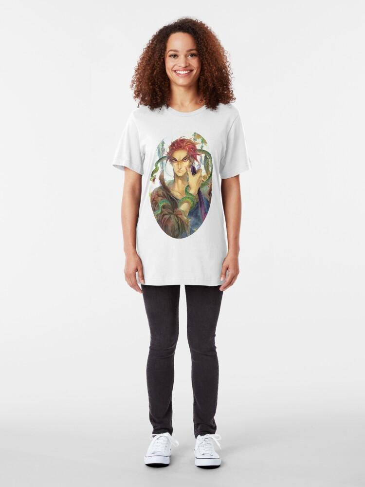 Alternate view of Recumon: Abel Carraway Slim Fit T-Shirt