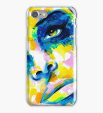 TILT Original Ink & Acrylic Painting iPhone Case/Skin