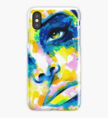 TILT Original Ink & Acrylic Painting iPhone Case