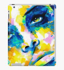 TILT Original Ink & Acrylic Painting iPad Case/Skin
