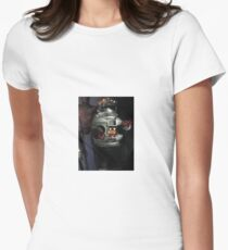 Lost in Space Robot Women's Fitted T-Shirt