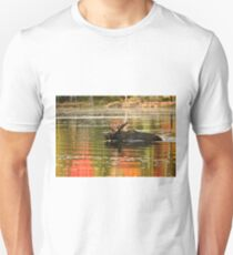 Bull Moose Crossing Creek T-Shirt
