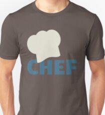 Chef hat design Unisex T-Shirt