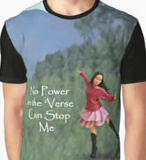 No Power in the Verse Graphic T-Shirt