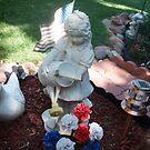 Garden wishes by Lori Durocher
