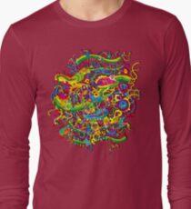Colour explosion Long Sleeve T-Shirt