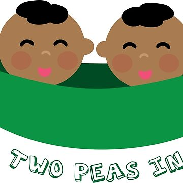Peas in a Pod (boy/boy twins) by twinsmagazine