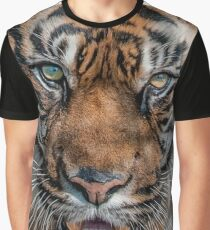 Tiger's Eyes Graphic T-Shirt