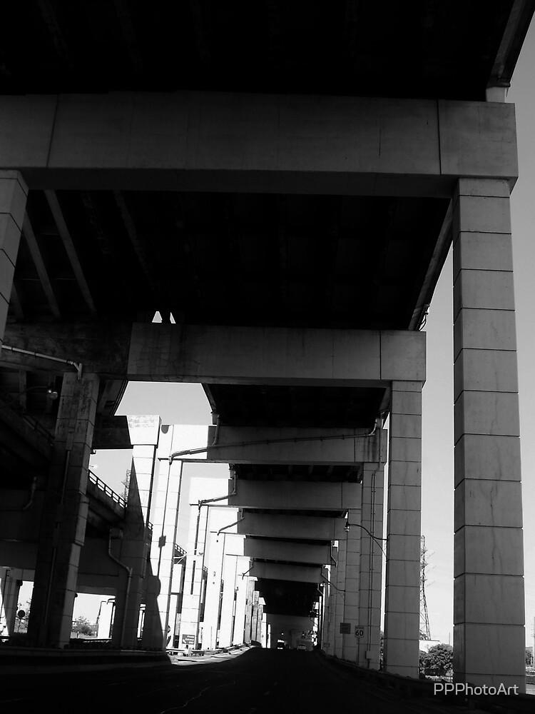 Underneath the Gardiner by PPPhotoArt