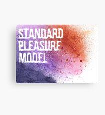 Standard Pleasure Model - Original Canvas Print