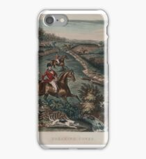 Charles Hunt () The Meet; Breaking Cover; Full Cry; The Death iPhone Case/Skin