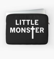 little mosnter  Laptop Sleeve