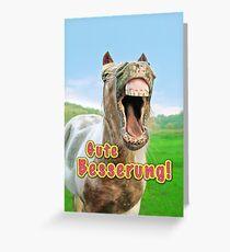 Gute Besserung Greeting Card