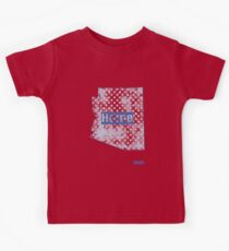 Arizona State - There's No Place Like Home (Blue Version) Kids Clothes