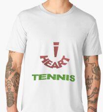 I Heart Tennis Men's Premium T-Shirt